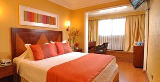 Hotel Gran Palace - Santiago de Chile - Habitación