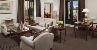 Hotel Fenix Gran Meliá - The Leading Hotels of the World - Madrid - Living room
