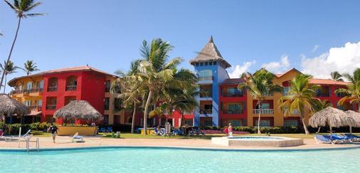 熱帶公主海灘渡假村及水療中心 - 卡納角 - 蓬塔卡納 - 建築