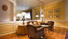 Bettoja Hotel Atlantico - Rome - Lounge