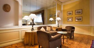 Bettoja Hotel Atlantico - Rome - Lounge
