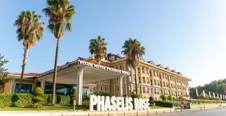 Club Hotel Phaselis Rose - Kemer - Building
