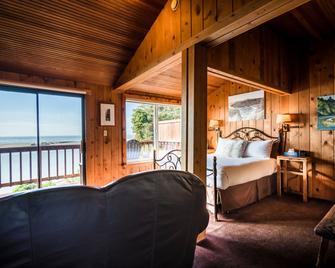 River's End Restaurant & Inn - Jenner - Bedroom