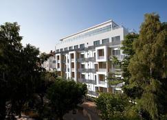 Strandhotel Ahlbeck - Heringsdorf - Bygning