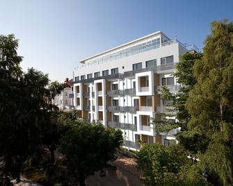 Strandhotel Ahlbeck - Heringsdorf (Meclemburgo-Pomerania Anteriore) - Edificio