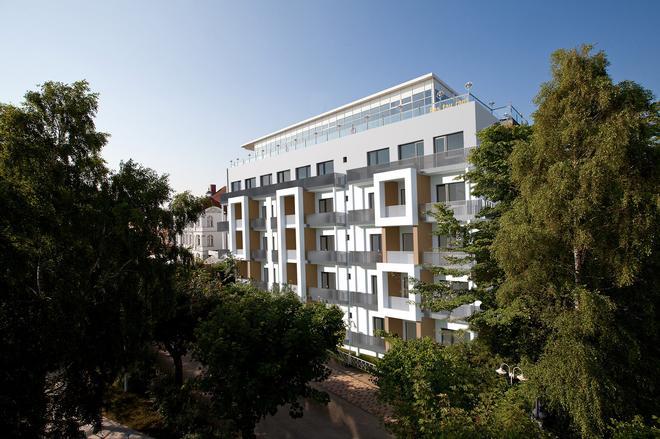 特里普溫德姆阿爾貝克斯特朗德酒店 - 赫陵斯多夫 - 塞巴特黑靈斯多夫 - 建築