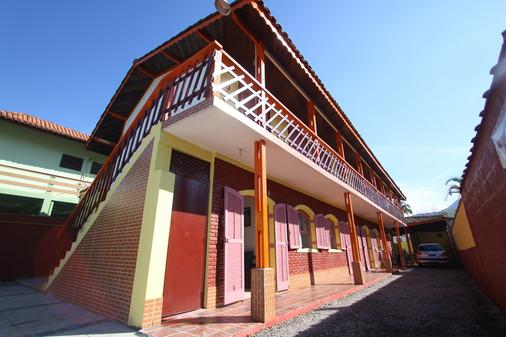 Pousada Gaivotas de Maranduba - Ubatuba - Building