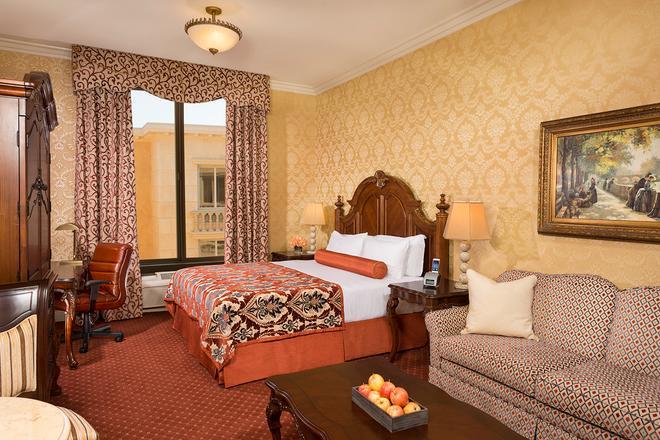 Ayres Hotel Manhattan Beach - Hawthorne - Soveværelse