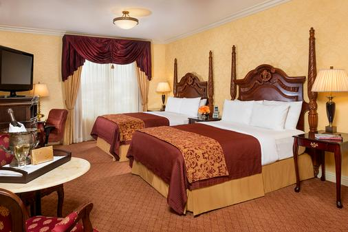 Ayres Hotel Seal Beach - Seal Beach - Bedroom