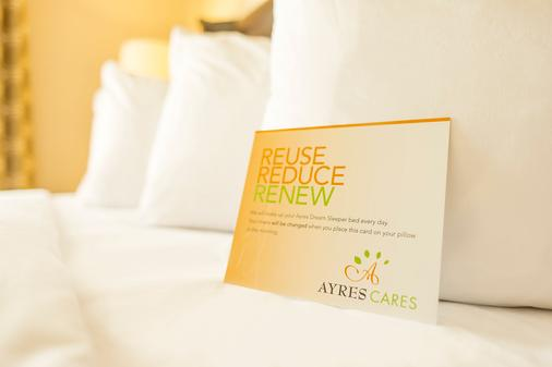 Ayres Hotel Orange - Orange - Makuuhuone