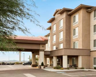 Ayres Hotel Barstow - Barstow - Building