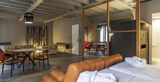 Raw Culture Art & Lofts Bairro Alto - Lisboa - Sala de estar