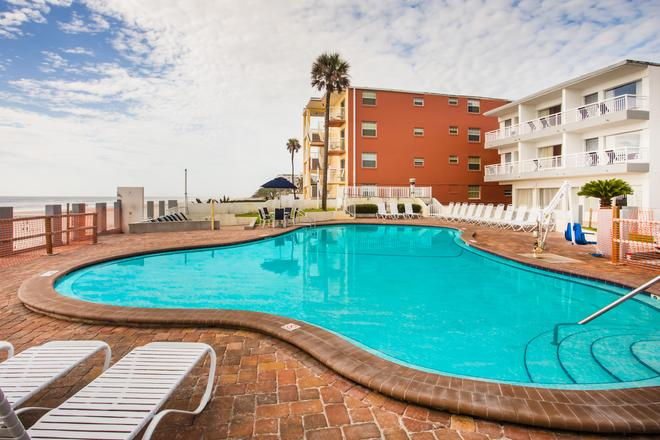 Days Inn by Wyndham Ormond Beach Mainsail Oceanfront - Ormond Beach - Pool