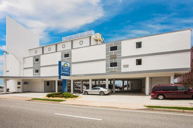 Days Inn by Wyndham Ormond Beach Mainsail Oceanfront - Ormond Beach - Building