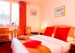 瑪麗安妮酒店 - 杜維爾 - 多維爾 - 臥室