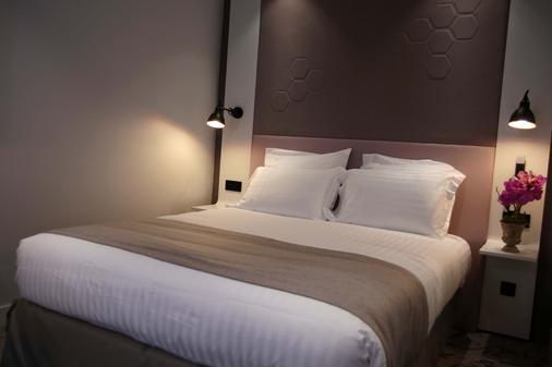 Hôtel Vendome Saint Germain - Paris - Schlafzimmer
