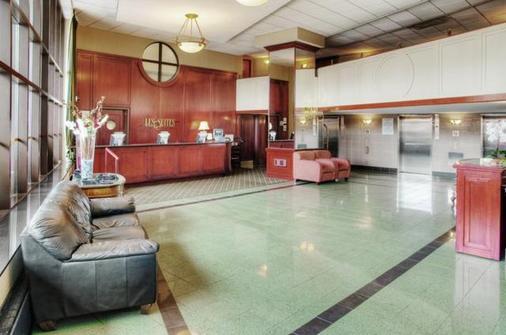 Les Suites Hotel Ottawa - Ottawa - Front desk