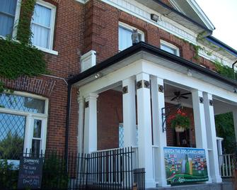 The King George Inn - Cobourg - Building