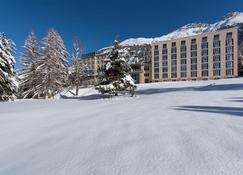 Hotel Saratz Pontresina - Pontresina - Gebäude