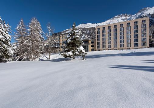 Hotel Saratz Pontresina - Pontresina - Building