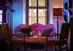Hotel Saratz Pontresina - Pontresina - Lounge