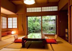 Shikinosato Hanamura - Minamioguni - Living room