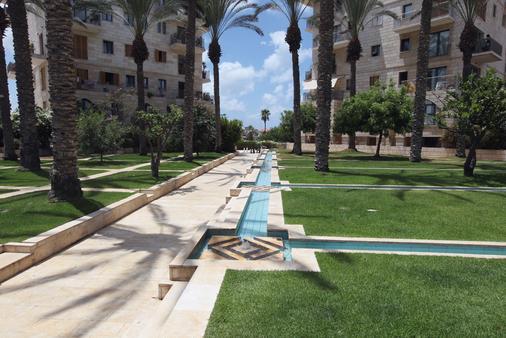 Andromeda Hill apartments & Spa - Τελ Αβίβ - Κτίριο