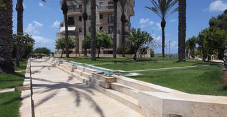 Andromeda Hill apartments & Spa - Tel Aviv - Building