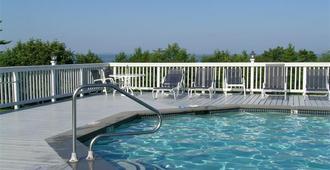 Acadia Ocean View Motel - Bar Harbor - Piscina