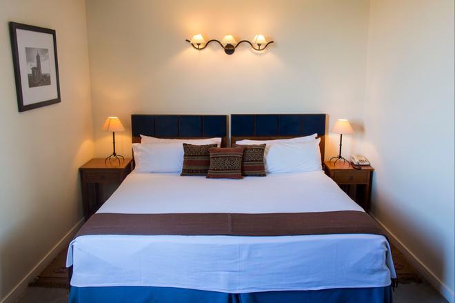 馬德林港特里托里奧酒店 - 馬德林港 - 馬德林港 - 臥室
