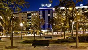 Turim Av. Liberdade Hotel - Lisboa - Edificio