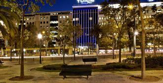 Turim Av. Liberdade Hotel - Lisbona - Edificio