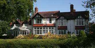 Boningale Manor - Wolverhampton - Edificio