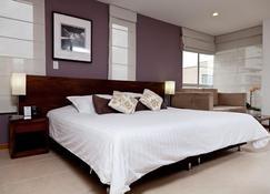 Cyan Suites - Medellín - Schlafzimmer