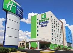 Holiday Inn Express Cd. Juárez - Las Misiones - Ciudad Juárez - Edificio