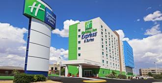 Holiday Inn Express Hotel & Suites CD. Juarez - Las Misiones - Ciudad Juárez - Edificio
