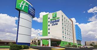 Holiday Inn Express Hotel & Suites CD. Juarez - Las Misiones - ซิอูแดด จอเรซ