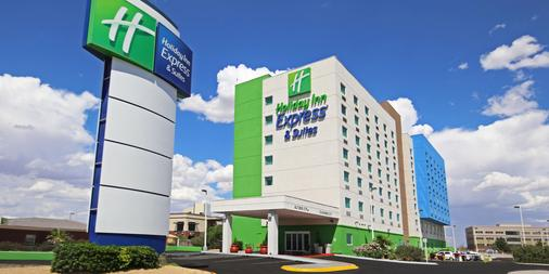 Holiday Inn Express & Suites Cd. Juarez - Las Misiones - Σιουδάδ Χουάρες - Κτίριο