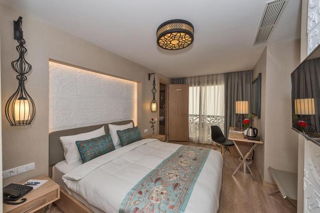 Aybar Hotel - อิสตันบูล - ห้องนอน