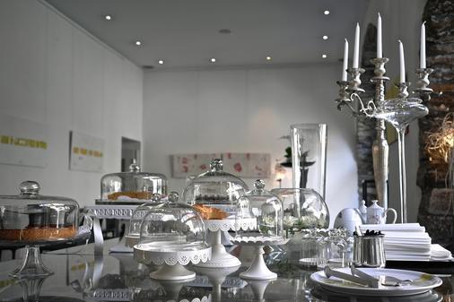 Caffè Dell'Arte Boutique Rooms - Locarno - Essen