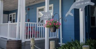Beach Bum Motel - Ocean City - Balkon
