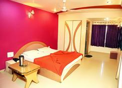 Hotel Ashoka Mount Abu - Mount Abu - Makuuhuone