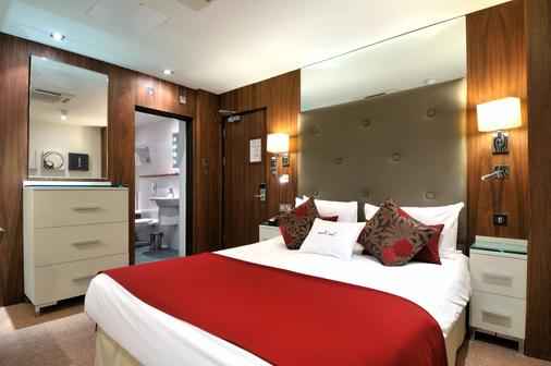 DoubleTree by Hilton London - West End - London - Phòng ngủ