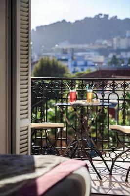Villa Otero By Happyculture - Nizza - Balcone