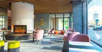 Metropol Hotel - Warschau - Lounge