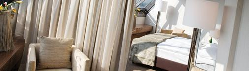 Mövenpick Hotel Hamburg - Hamburg - Schlafzimmer