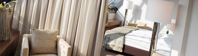Mövenpick Hotel Hamburg - Hamburg - Bedroom