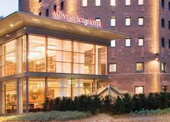 Mövenpick Hotel Hamburg - Amburgo - Edificio