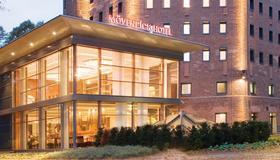 Mövenpick Hotel Hamburg - Hamburgo - Edificio