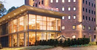 Mövenpick Hotel Hamburg - Hamburg - Gebäude